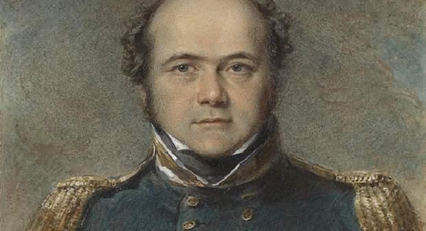 Джон Франклін