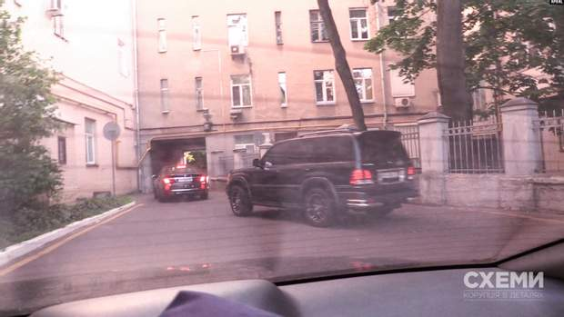 Пінчук таємно відвідав Адміністрацію Президента