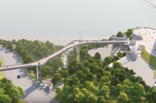 проект мосту кличчка