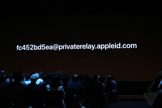 IOS 13 will be able to randomly generate an email for logins