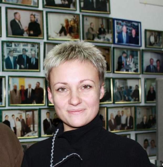 Олена Громницька