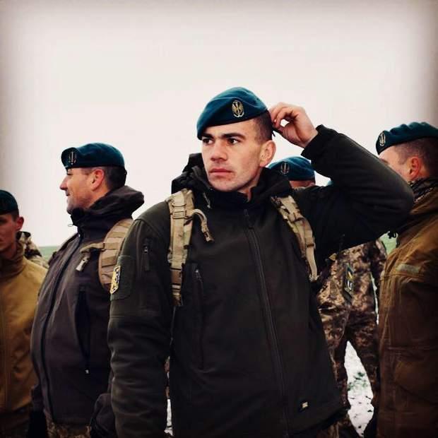 Військовий Іван Скалюк