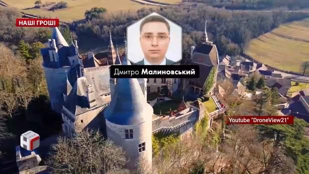 Замок Малиновського