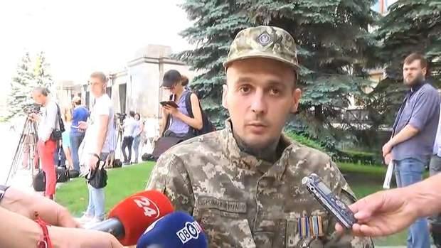 доброволець станіслав з молдови