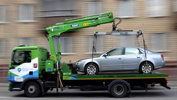Автомобіль Галини просто зник зі штрафмайданчику