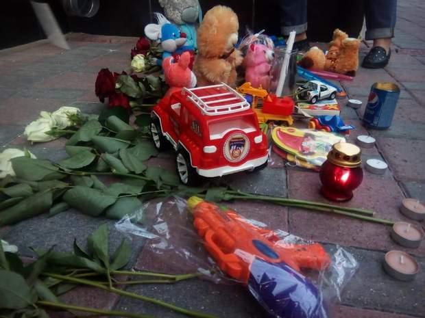 Акція протесту у Харкові