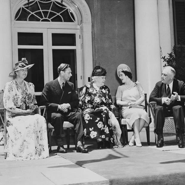 Королівська сім'я у США