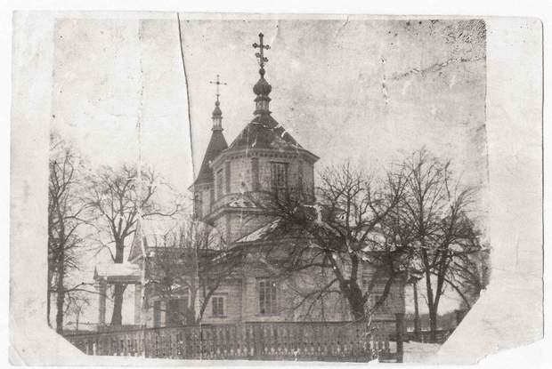 Церква Покрова Пресвятої Богородиці