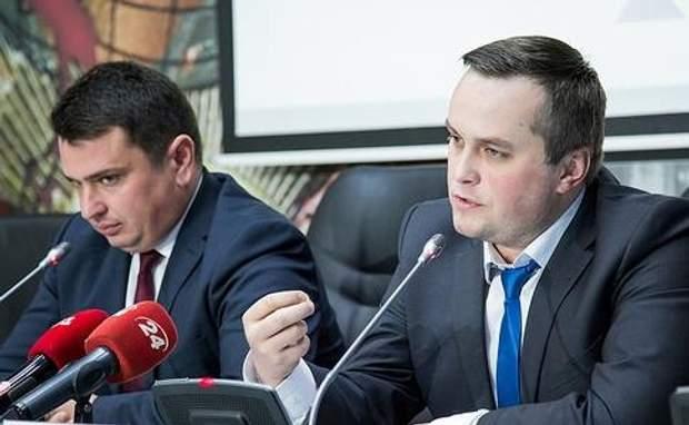 Артем Ситник (ліворуч) та Назар Холодницький (праворуч)