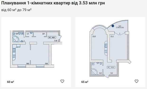 квартира новобудова Одеса