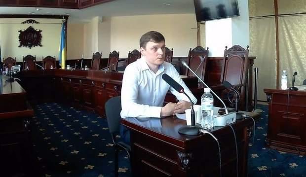 Суддя Дмитро Костенко