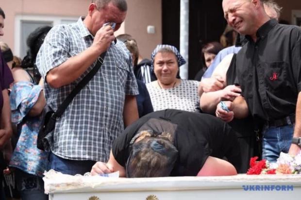 похорон вбитого кирила у переяславі-хмельницькому