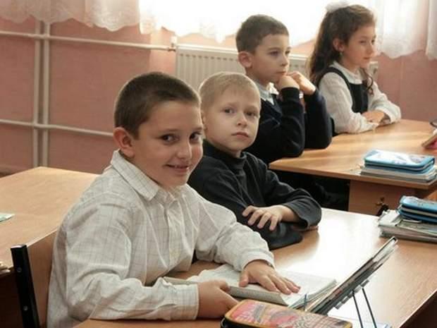 реформа освіти, діти в школі