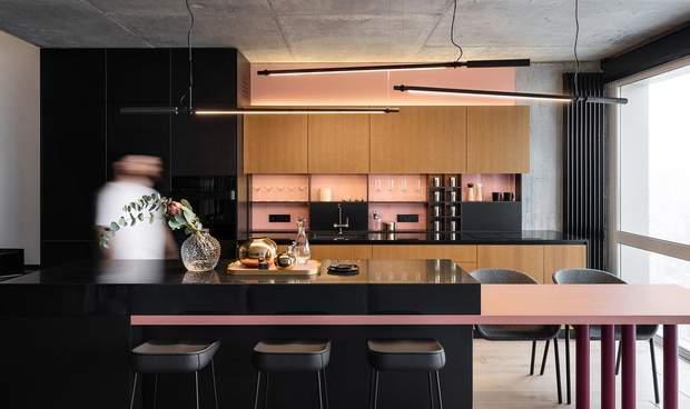 Інтерєр дизайн квартири Київ