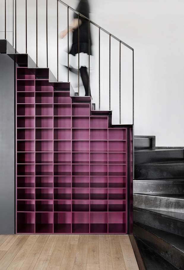 інтерєр дизайн сходи квартира Київ