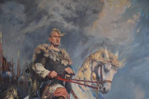 князьк святослав