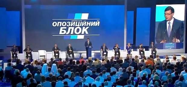 Мураєв Опоблок вибори списки