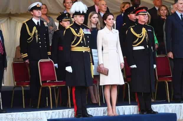 Кейт Міддлтон на параді у Лондоні