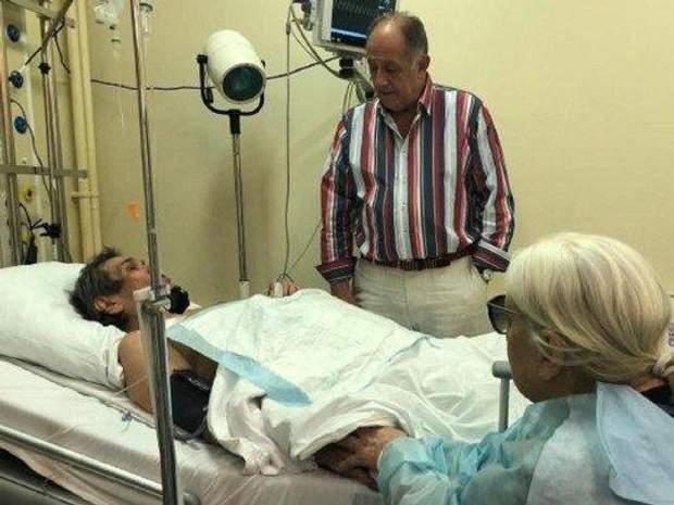 Барі Алібасова готують до операції