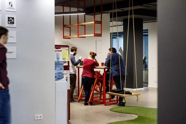 офіс ІТ-компанія фіка Львів Sigma Software