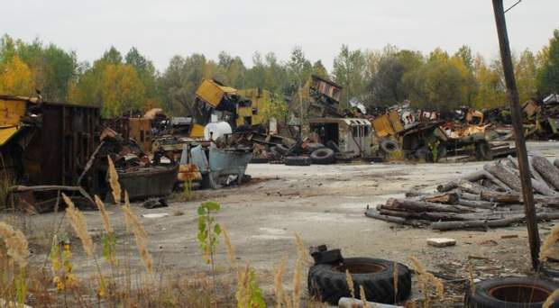 Чорнобиль фото зона відчуження 2019