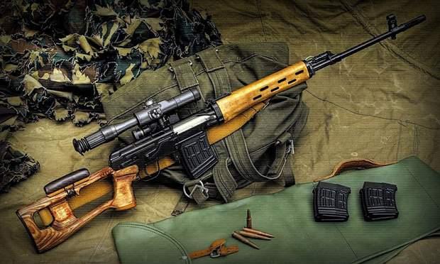Гвинтівка Драгунова