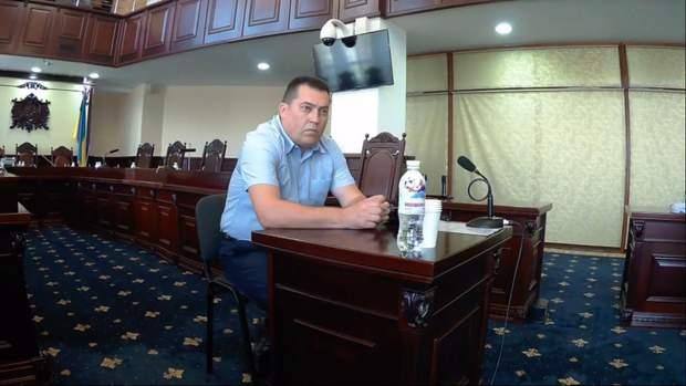 суддя Подільського суду Юрій Зубець