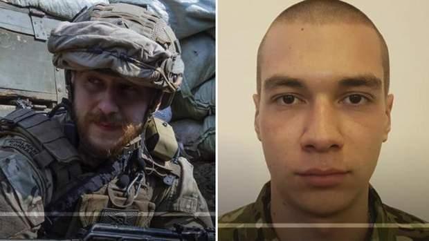 Війна на Донбасі втрати загиблі військові Азов прощання похорон Пругло Олексюк