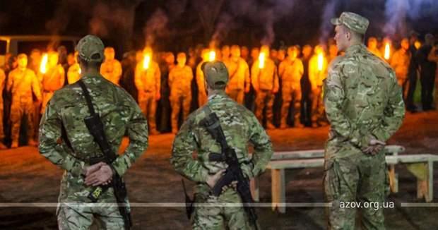 війна на Донбасі втрати Азов похорон