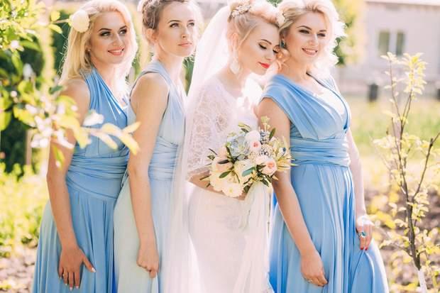 Дружка на весіллі