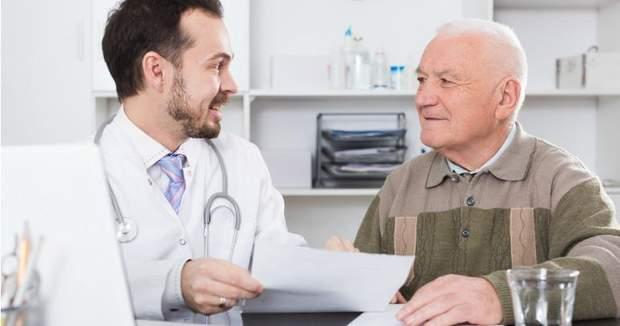 Час від часу відвідуйте лікаря