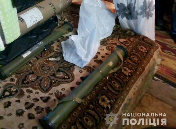 Дніпро зброя