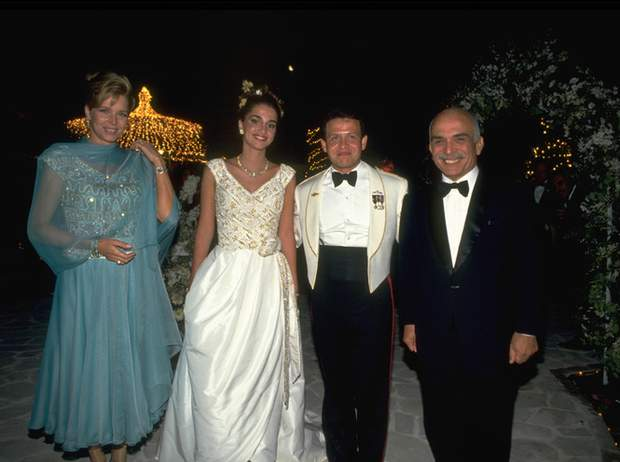 Весілля Ранії і Абдалли II