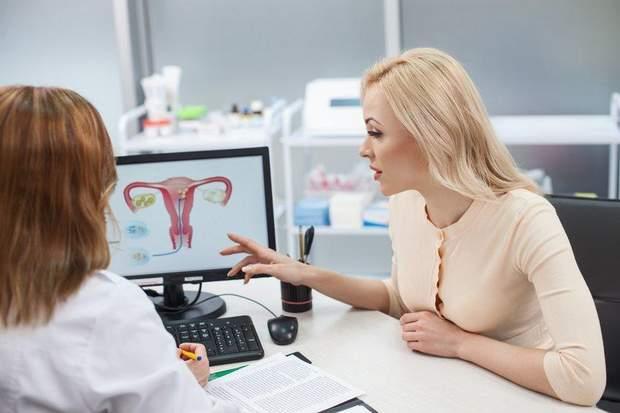 Основні причини вагініту