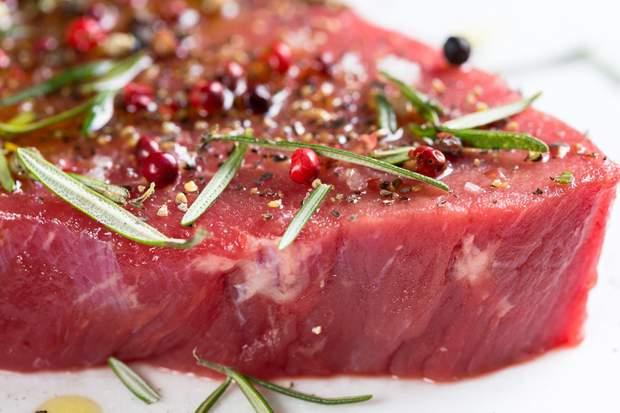 Велика кількість м'яса може викликати діабет