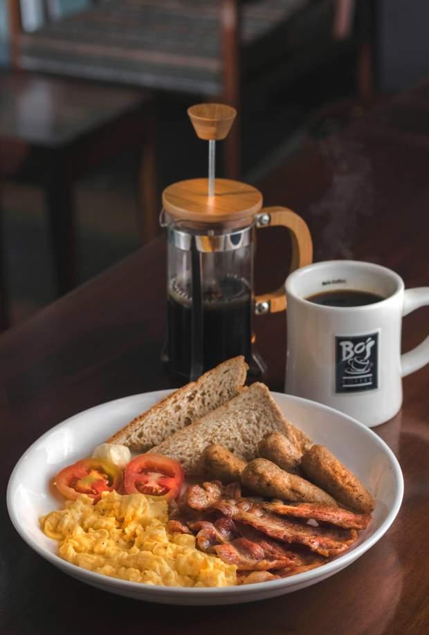 Поснідавши омлетом, ви отримаєте заряд сили на цілий день