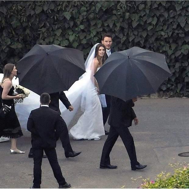 Весілля доньки Шварценеггера