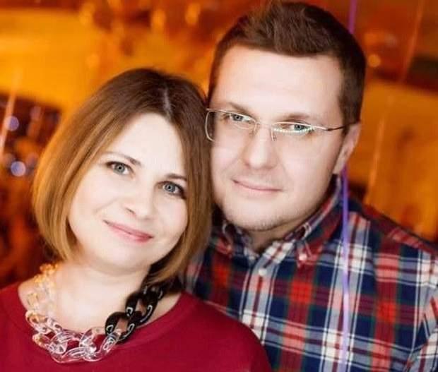 Іван Баканов дружина Оксана російське громадянство паспорт Росії