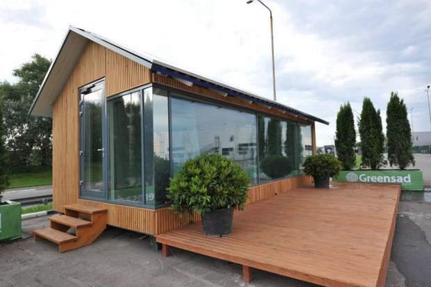 українські енергозберігаючі будинки