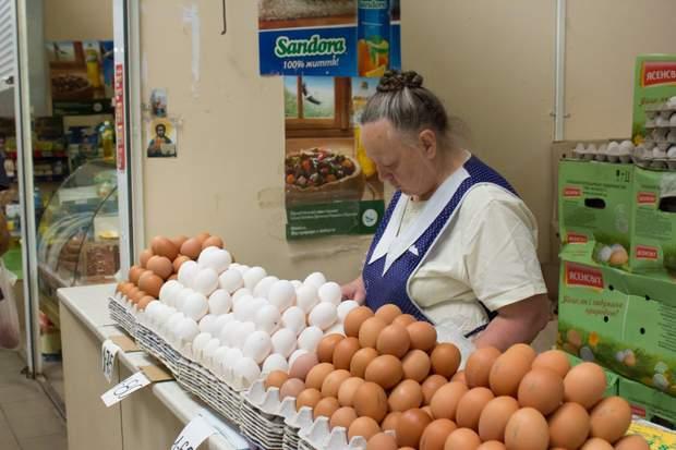ціни на продукти, яйця, ,ринок яєць