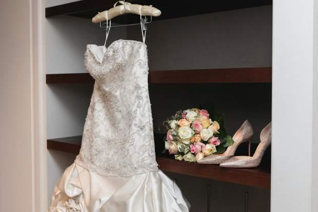 Плаття – найважливіша деталь гардеробу в день весілля