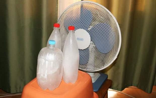 як охолодити квартиру у спеку без кондиціонера лайфхаки