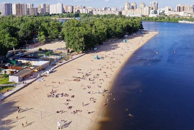 венеція пляж київ