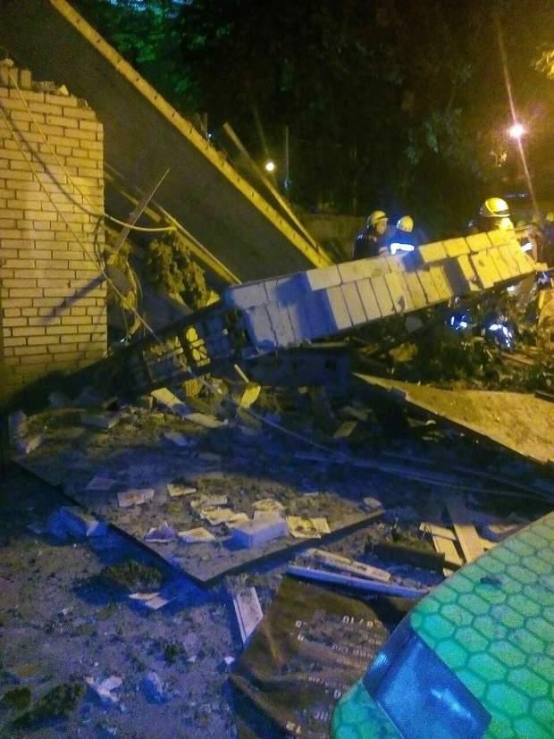 вибух Київ