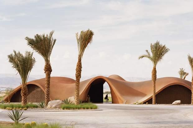 гольф-клуб дюна Йорданія