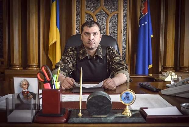Валерій Болотов ЛНР Сергій Дейнеко
