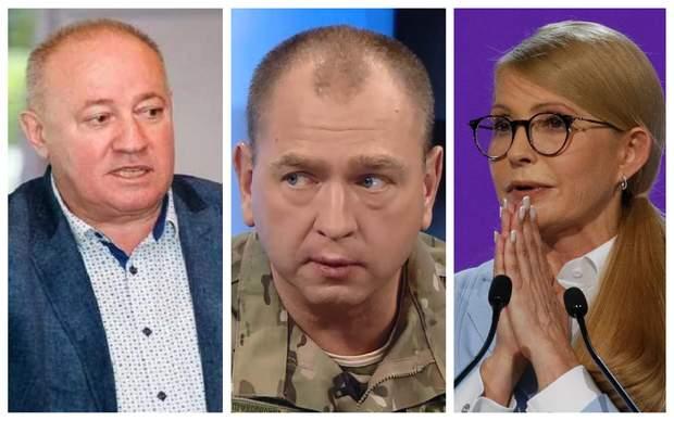 Чумак Дейнека Тимошенко