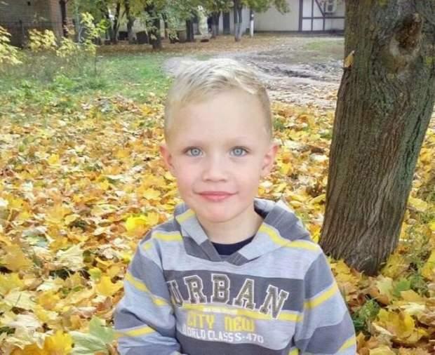 Вбивство 5-річного Кирила