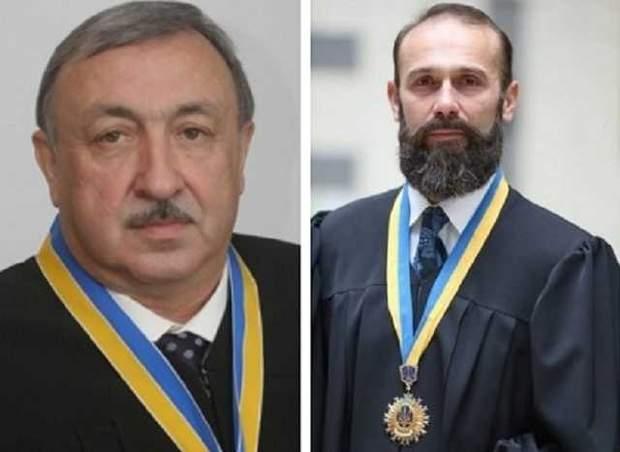 Віктор Татьков та Артур Ємельянов