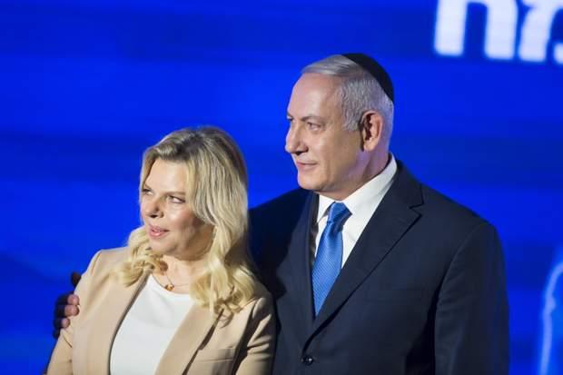 Ізраїль Сара Нетаньяху